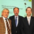 Informationsabend Staatsverschuldung der Raika Eberndorf