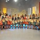 Startnummernauslosung Miss Kaernten Wahl 2012 - 39