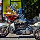 Harley Treffen 2011 am Faaker See 02