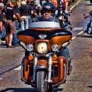 Harley Treffen 2011 am Faaker See 07