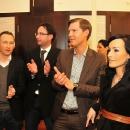 Startnummernauslosung zur Miss Kärnten Wahl 2011 - Hotel Sandwirth