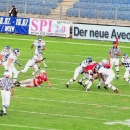 American Football WM 2011 - AUT vs. FRA
