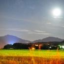 Mondfinsternis über Eberndorf