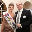 Franziska Sumberanz ist die neue Miss Kärnten 2015 gefolgt von Julia Zwipp und Eva Gugg.