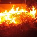 Osterfeuer beim Weinländer 2011