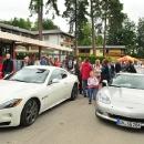 Sportwagentreffen Klopeiner See 2011
