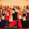 Startnummernauslosung zur Miss Kärnten – Wahl 2011