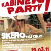Gewinnspiel: SKERO live in Klagenfurt