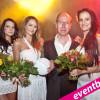 Wahl der Miss Fete Blanche 2012