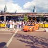 Sportwagenparade 2014 in Velden