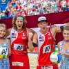 A1 Beach Volleyball EM 2015: Smedins/Samoilovs sind Europas Nummer eins