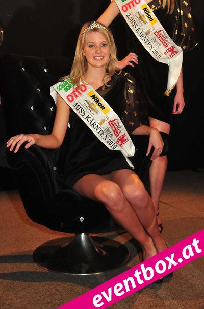 Miss Kärnten 2010 Valentina Schlager