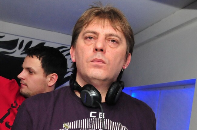 DJ Guenta K. in Wolfsberg