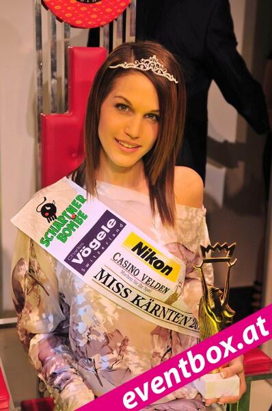 Miss Kärnten Anna Fleiss