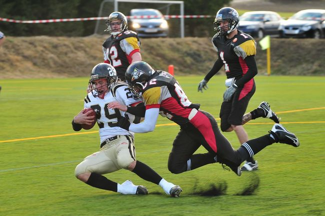 Carinthian Black Lions vs. Prague Panthers
