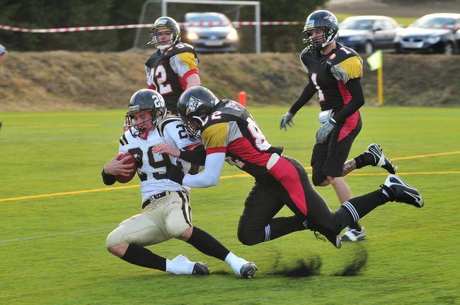 Carinthian Black Lions vs. Prague Panthers