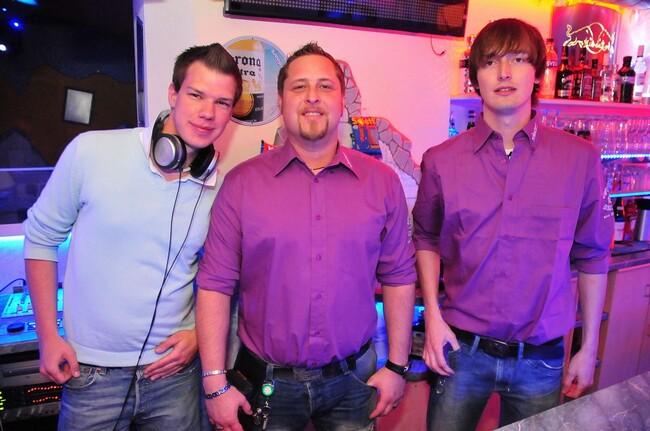 Saisonopening Club 188 mit DJ WIN