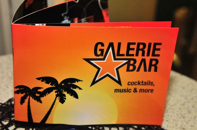 Galerie Bar | Re-Opening