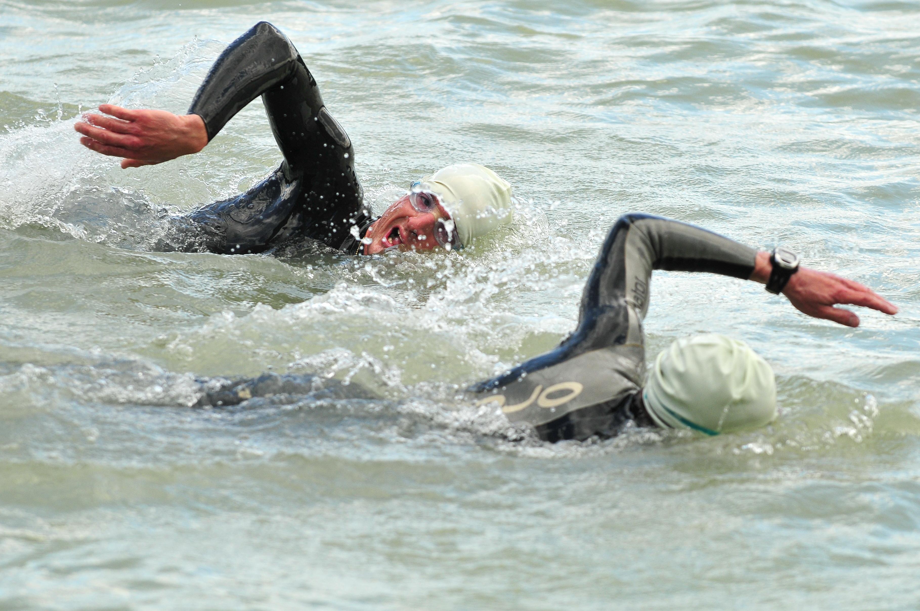 Crossman 2011 – Swim