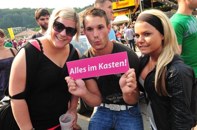 Fotos GTI Treffen Wörthersee 2011