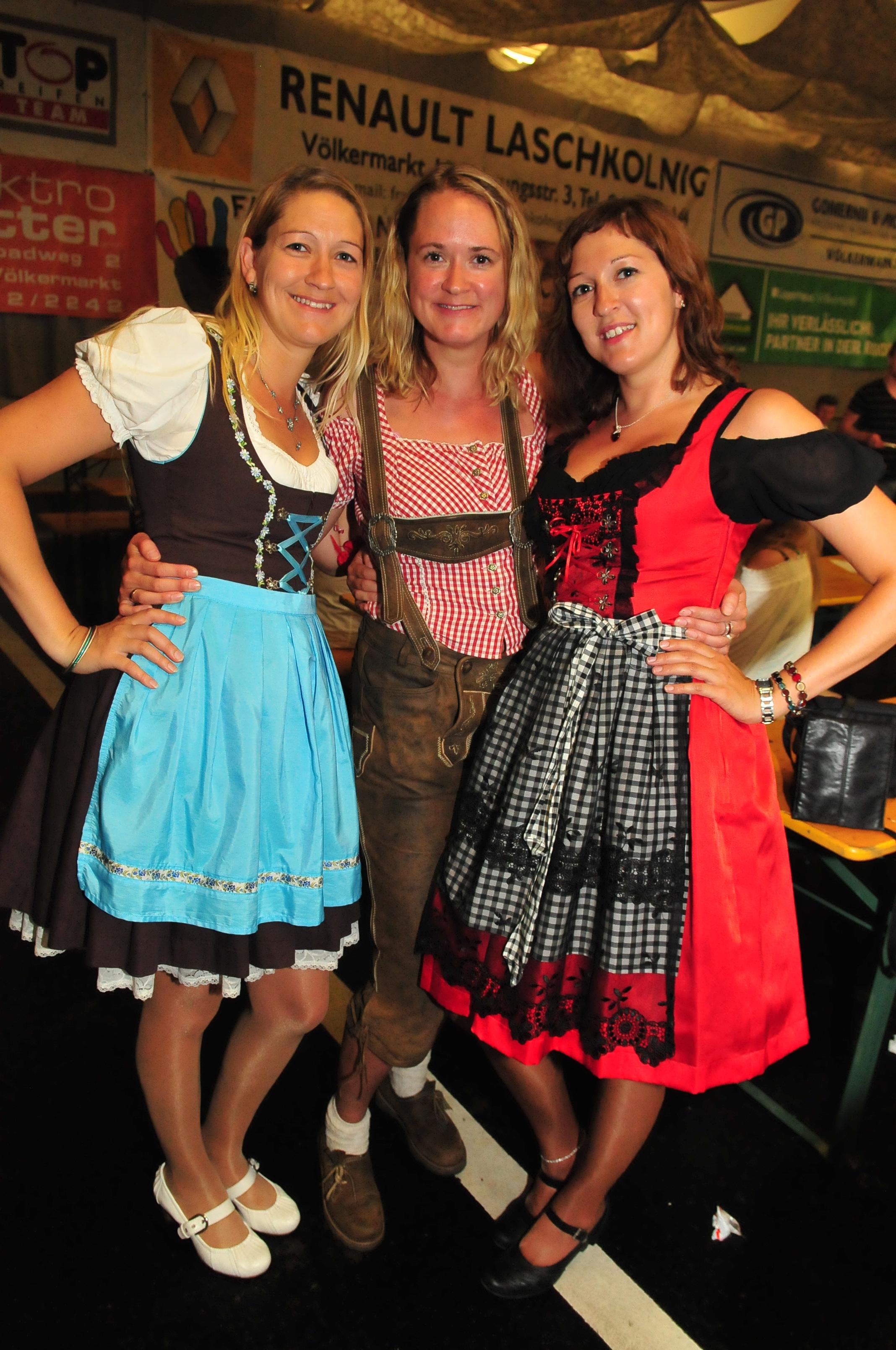 Völkermarkter Nachkirchtag 2011