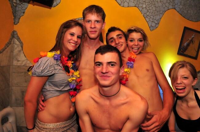 Beach Party im Club 188 – Pörtschach
