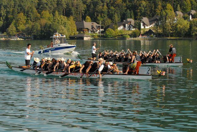 Drachenbootrennen 2011