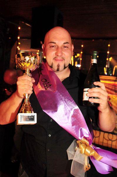 Wahl des Mister Oldie @ Erni Bar