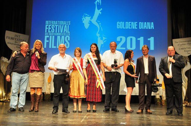 Goldene Diana 2011 – Große Schlussveranstaltung