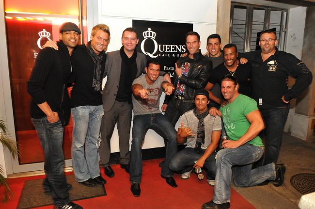 Chippendales After-Show Party Klagenfurt