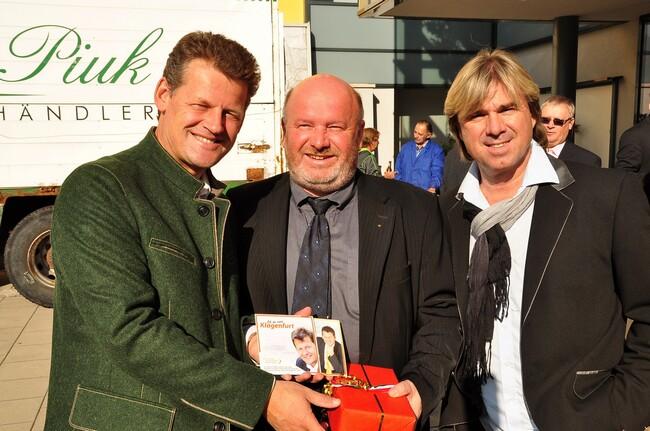 Geburtstagsfeier von Arno Ruckhofer im K3 – St. Kanzian