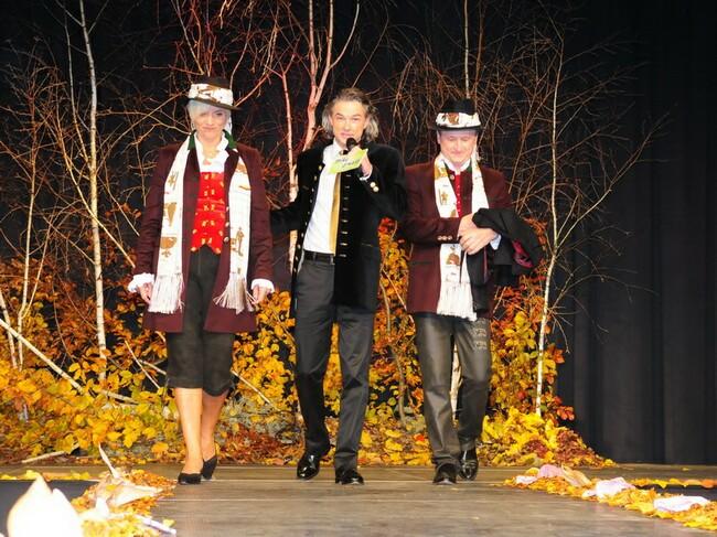 Strohmaier Gala 2011 im Casino Velden