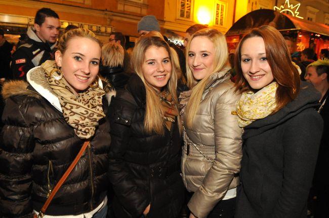 Klagenfurter Glühwein Opening 2011