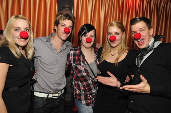 Rudolph's Red Nose Party
