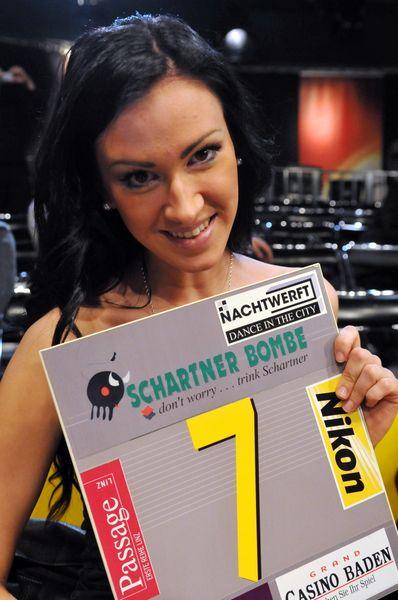Startnummernauslosung zur Miss Kärnten Wahl 2012