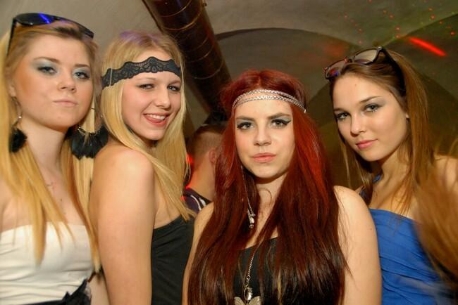 Szene Club-Tour Klagenfurt