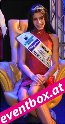 Jessica Cara - Miss Kärnten 2012