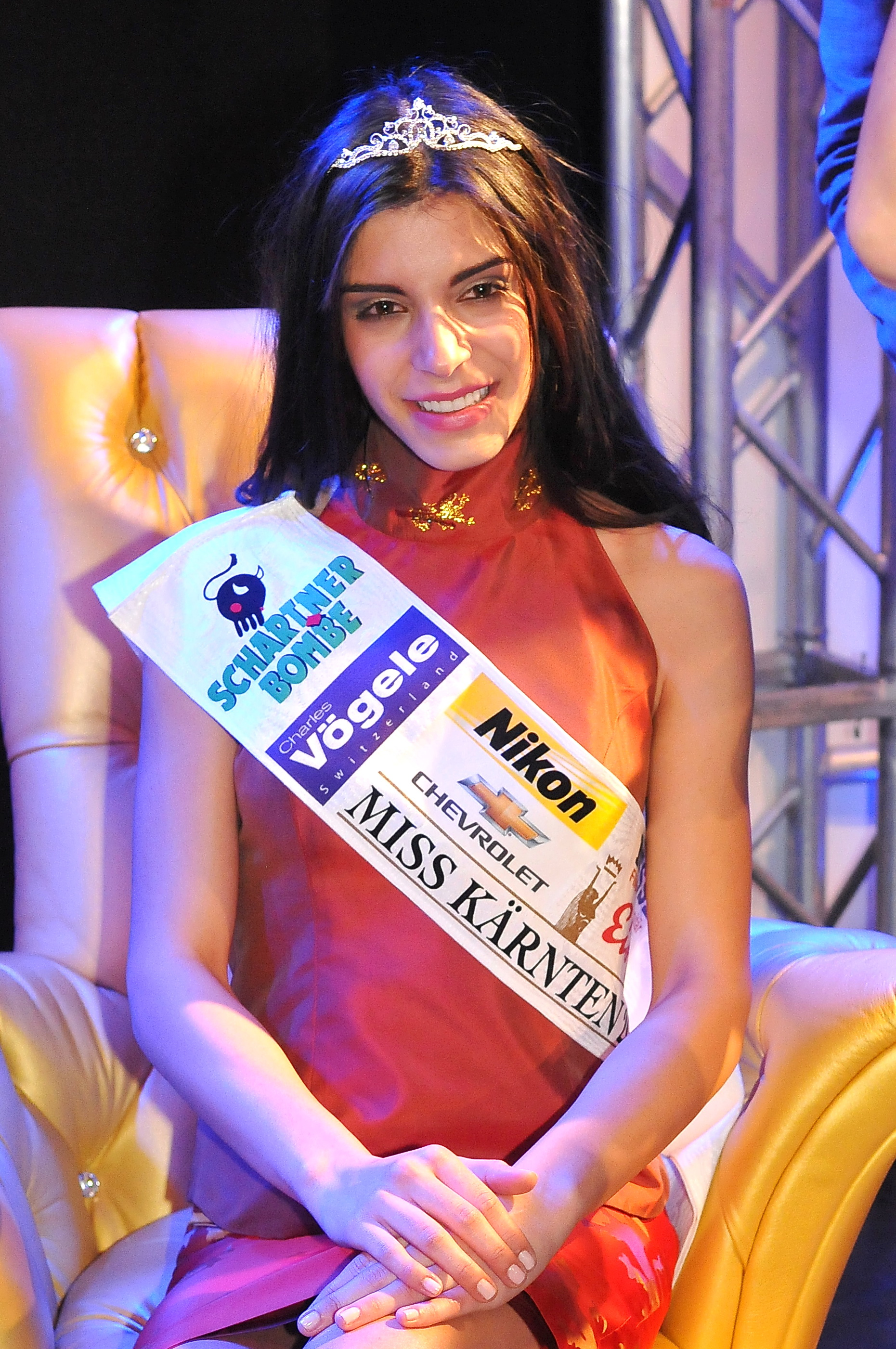 Miss Kärnten 2012: Jessica Cara