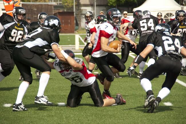Carinthian Lions vs. Vienna Knights