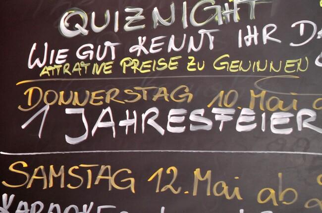 1 Jahresfeier Queens Cafe Bar Klagenfurt