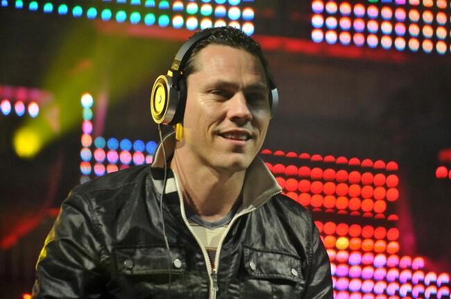 DJ Tiesto LIVE @ GTI Treffen 2012