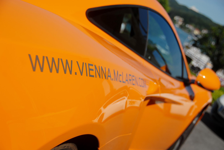 Sportwagentreffen in Velden 2012