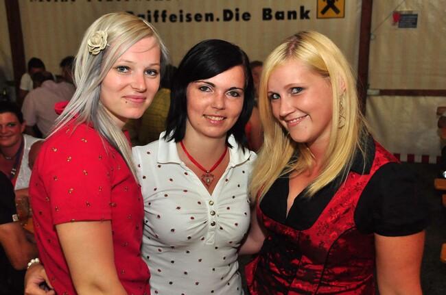 Nachkirchtag FF Stein mit den Stockhiatla
