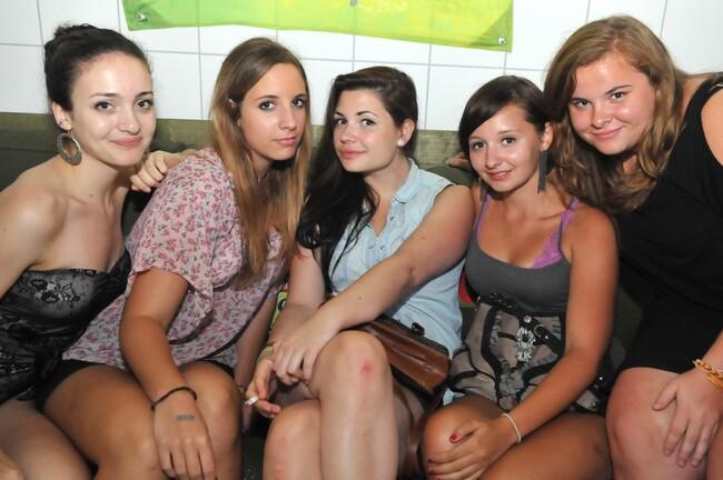 Party Weekend Szene Klopeiner See