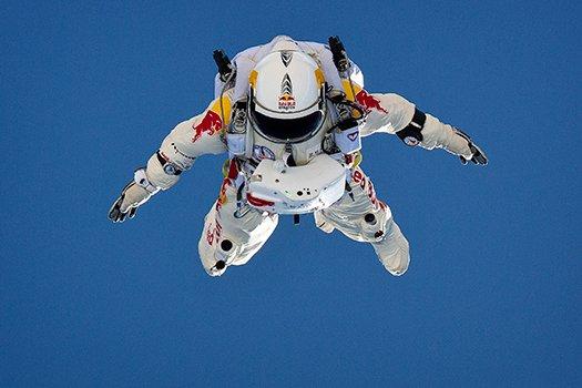 Red Bull Stratos – Ein großer Schritt für Felix Baumgartner