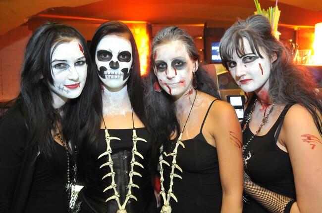 Bongos Halloween Europarty
