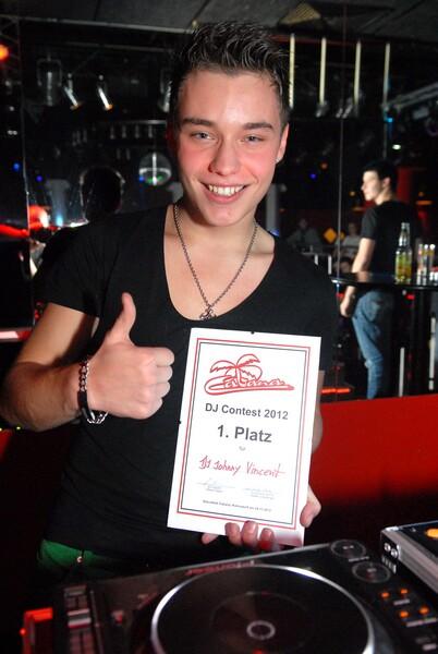 DJ Contest 2012 @ Cabana