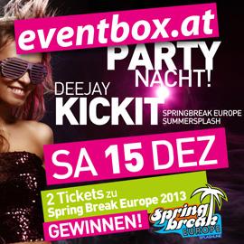 eventbox.at Party im Bongos