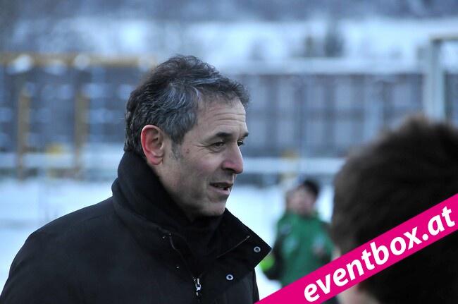 Besuch des ÖFB Teamchefs Marcel Koller beim VST Völkermarkt