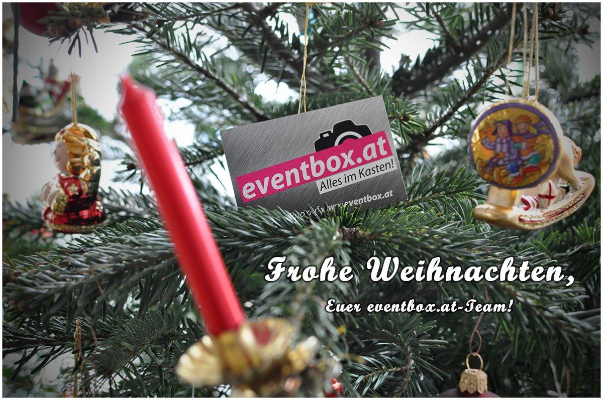 Frohe Weihnachten 2012